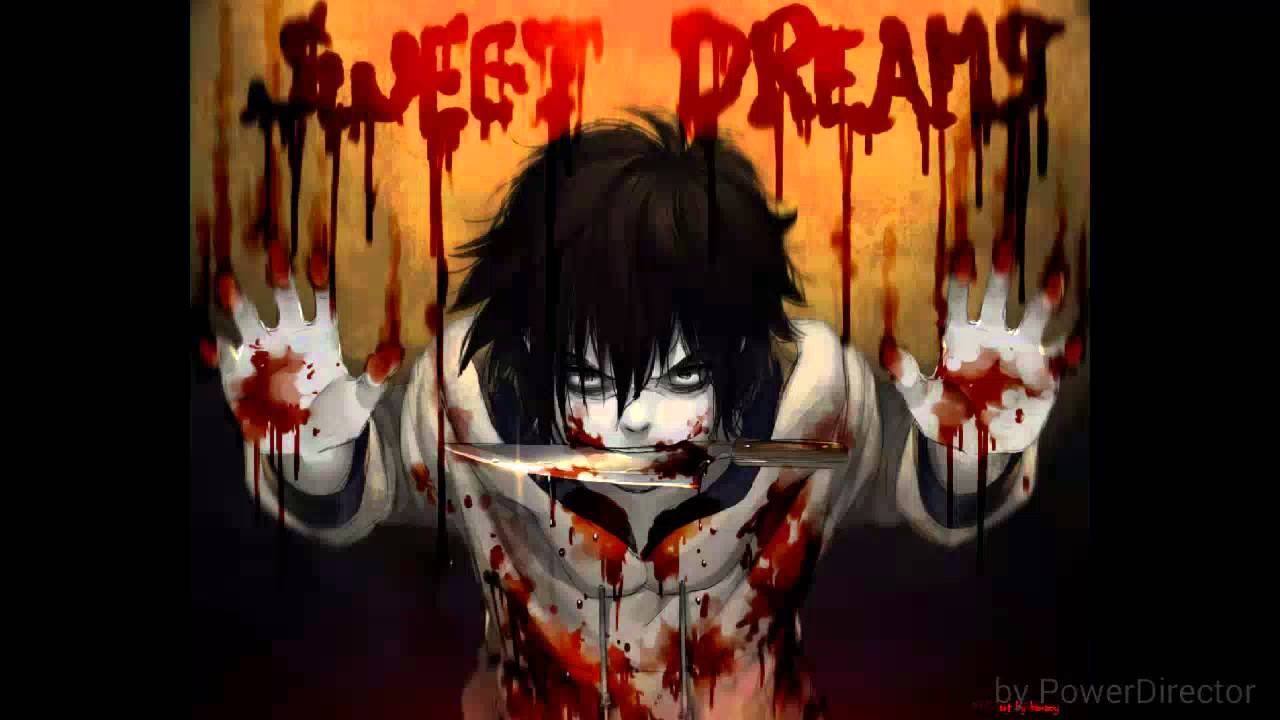 Jeff The Killer Im In Love With A Criminal Youtube