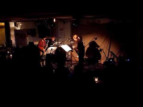 "Chrysakis- ""Gnomon"" Bass clarinet Quartet- Yoni Silver, Tim Hodgkinson, Jason Alder, Chris Cundy"