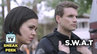 "S.W.A.T. 2x08 Sneak Peek 1 ""The Tiffany Experience"""