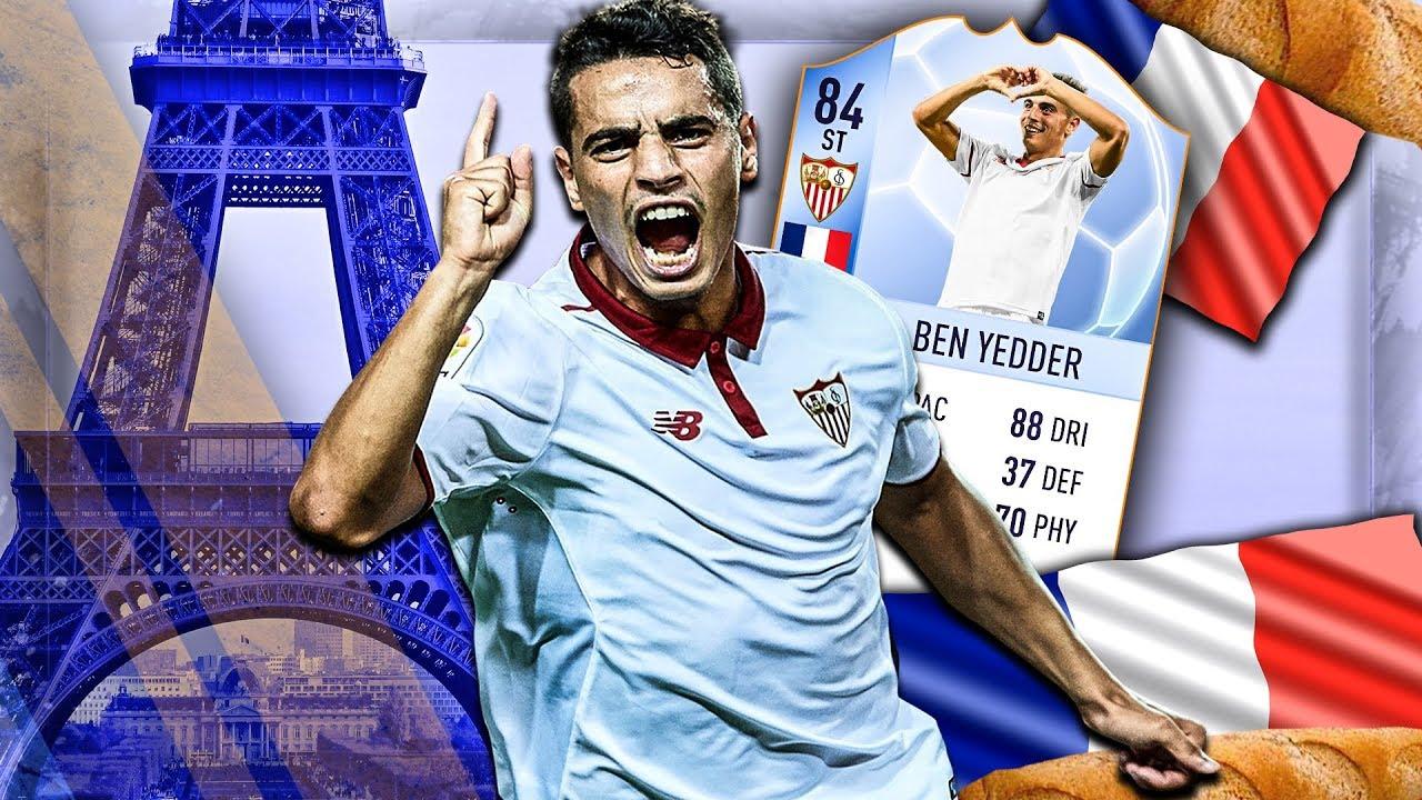 Ben Yedder Fifa 18