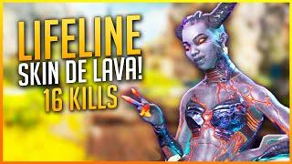 APEX LEGENDS: REVENTAMOS con la NUEVA SKIN de LIFELINE! | Makina