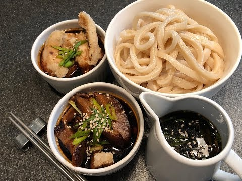 Easy Udon Noodles from Scratch