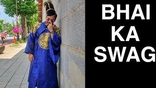 Korea mein macha tumhare Bhai ka Swag !!