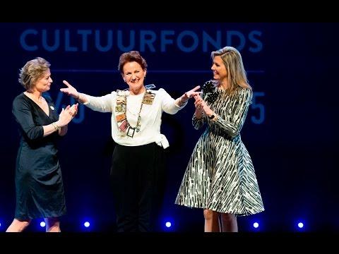 Prins Bernhard Cultuurfonds Prijs   Uitreiking 2015