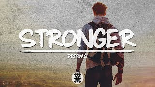 Prismo Stronger Lyrics Video