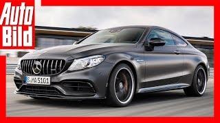 Mercedes-AMG C 63 S Coupé (2018) Fahrbericht / Test / Review