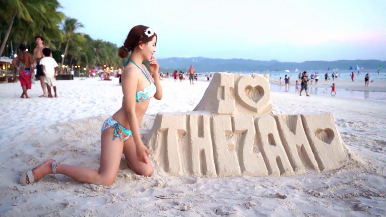 Boracay beach babes boracay babes pinay bora girls