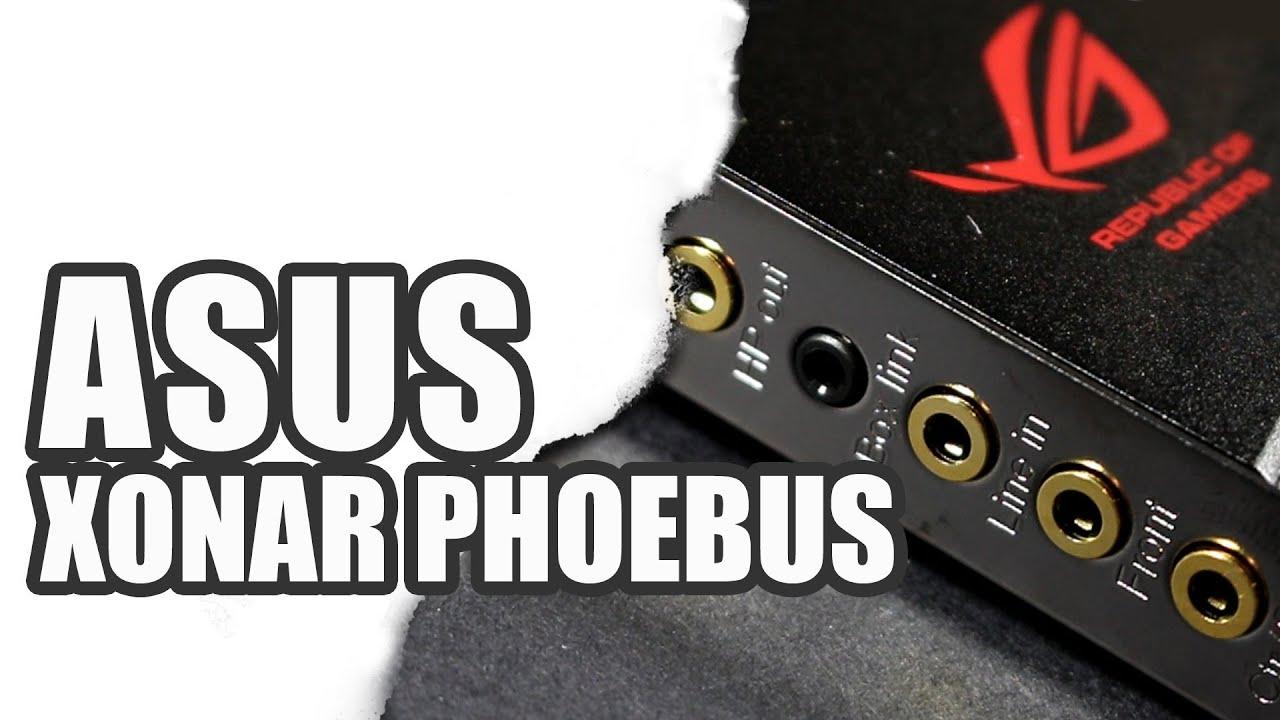 asus xonar phoebus gaming soundkarte - Fantastisch Esspltze Weiss 3