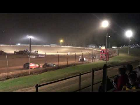 Chad Roush Heat Race Midway Speedway 10/5/19