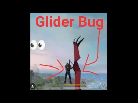 New GLIDER Bug freefire