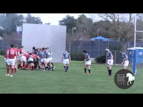 UC Davis Men's Rugby vs. Stanford