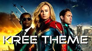 "Captain Marvel (2019) Soundtrack - ""The Kree's Theme - Kree Suite"" Pinar Toprak"