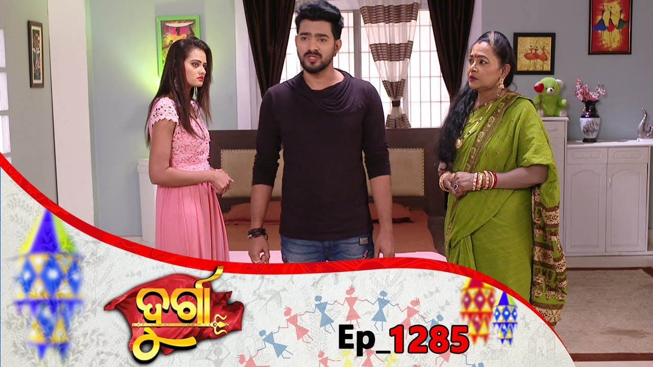 Durga | Full Ep 1285 | 19th Jan 2019 | Odia Serial - TarangTV