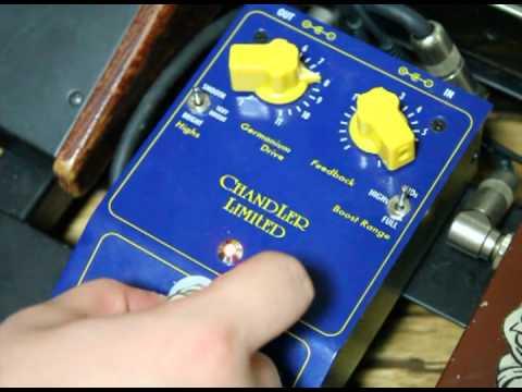 Chandler Limited Germanium Drive