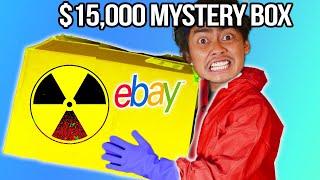 Unboxing a $15,000 Ebay Quarantine Mystery Box