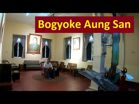 Myanmar's National Hero - Getting to Know Bogyoke Aung San