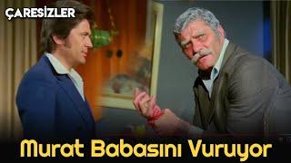 Çaresizler - Murat, Babasını Vuruyor
