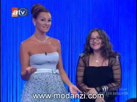 Bir Şarkısın Sen 07.07.2012 | Şebnem Keskin - Kıyamam | www.modanzi.com.tr