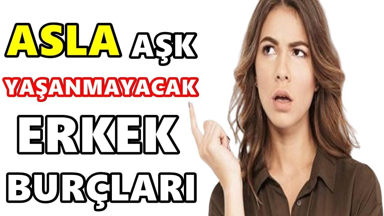 KADINLARIN ASLA AŞK YAŞAMAMASI GEREKEN ERKEK BURÇLARI !!!
