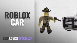 Top 10 Roblox Car [2018]: Roblox Neighborhood of Robloxia Patrol Car, Sheriff Vehicle
