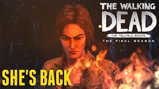 """LILLY IS BACK!! - The Walking Dead:Season 4 Episode 2 """"Suffer The Children"""" Trailer Breakdown"""