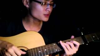 độc thoại cover guitar