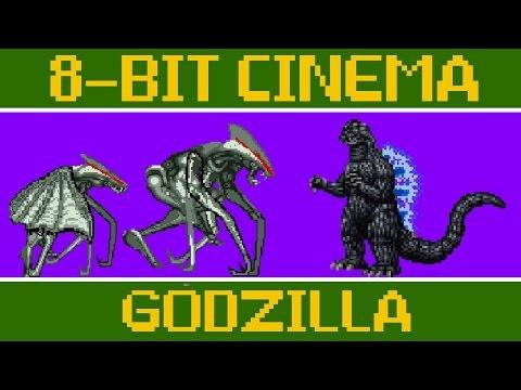Godzilla! – 8 Bit Cinema
