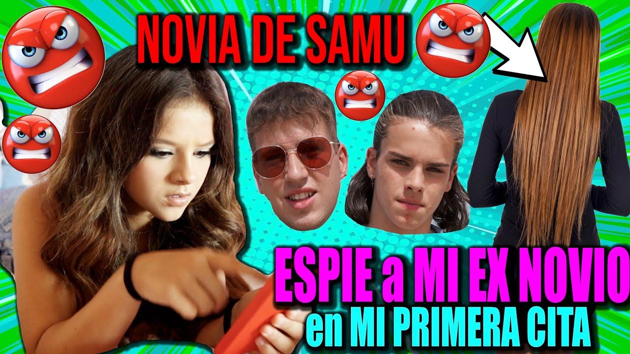 🔥¡¡ ESPIE A MI EX NOVIO con SU NOVIA en MI PRIMERA CITA con RUBEN!! 😱¡¡DESCUBRO quien es SU NOVIA!!😱
