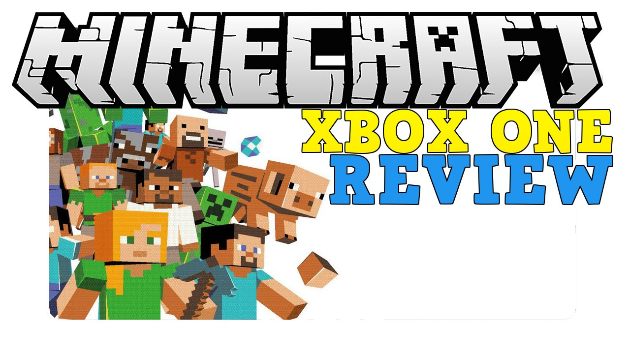 minecraft xbox one review  youtube