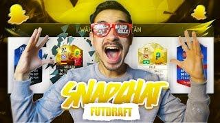 FIFA 16 : EXTREME SNAPCHAT FUT DRAFT #2 - DAS NEUE KONZEPT !! [TEIL 1/?]
