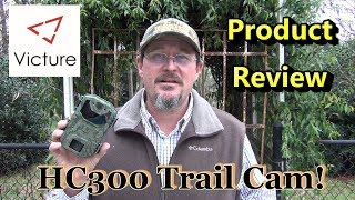 Victure HC300 Trail Camera Review
