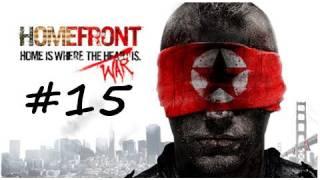 Homefront Walkthrough HD Episode 15: Eye in the Sky