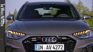 2020 Audi A4 Avant 40 TDI | Terra Grey | Exterior, Interior