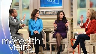 Health Experts Discuss A Controversial Peanut Allergy Study | The Meredith Vieira Show