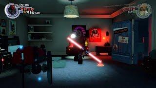 LEGO Star Wars: The Force Awakens. #31. По спешит на помощь (Свободная игра, 100%)