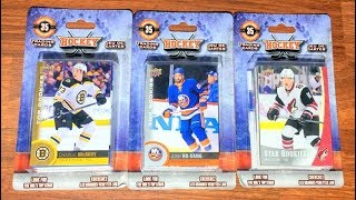 *New At Wal-Mart* Opening (3) 35 Hockey Cards Repack by MJ Holding
