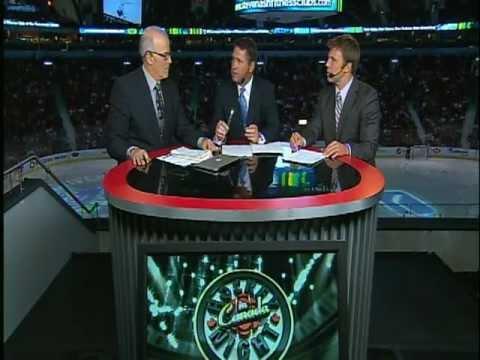 Kelly Hrudey Talks about Hockey Greats Fantasy Camp