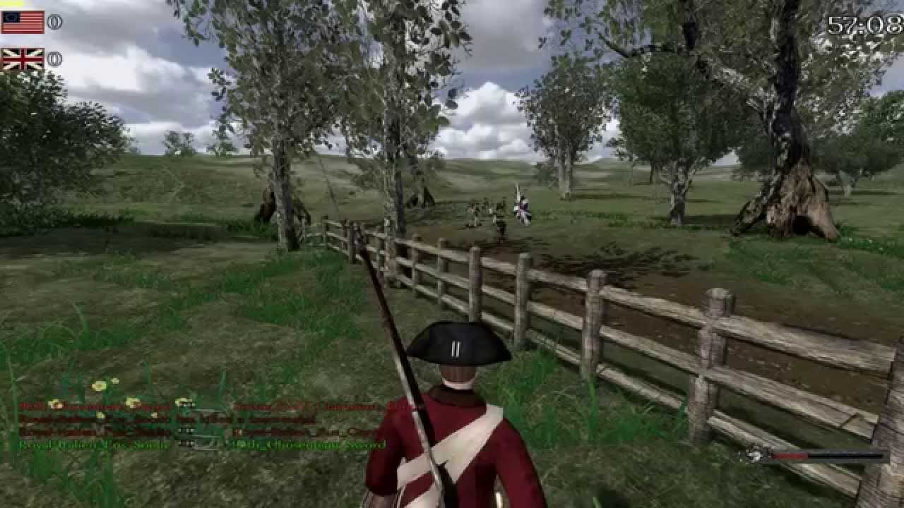 Patriot Whigs And Tories Linebattle With The 33rd Regiment Of Foot 25 8 15 Youtube