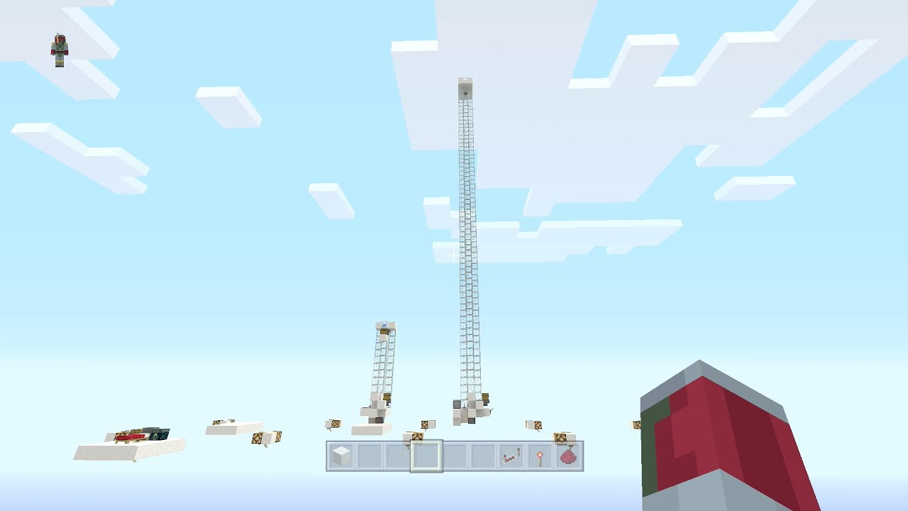 how to make one way glass in minecraft xbox