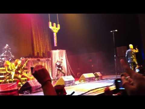 Judas Priest - Breaking the Law  Guadalajara 1/Oct/2011