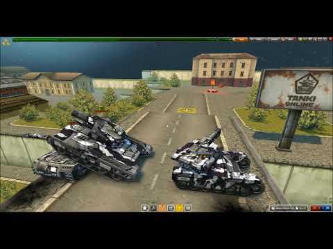 Tanki Online | WPG Parkour Montage | #1 Kungur