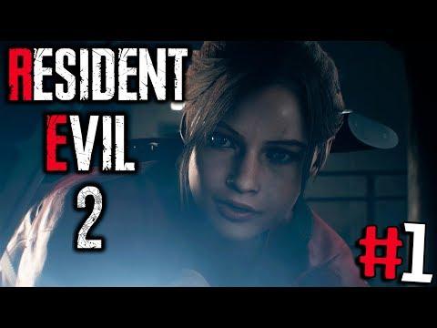 видео: ОНИ ВЕРНУЛИСЬ!  RESIDENT EVIL 2: Remake #1