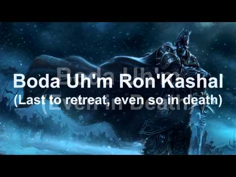 World of Warcraft - Invincible (Lyrics)