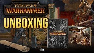 Распаковка: Total War: Warhammer - Неужели рог внутри?