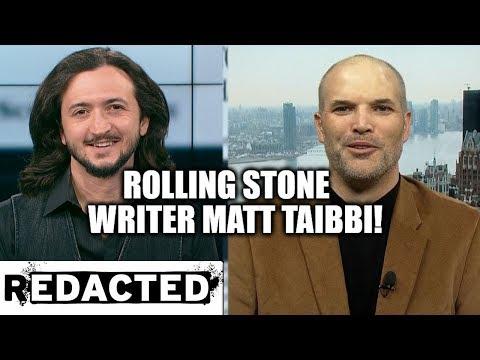 [150] Matt Taibbi On Russiagate Collapse & $21 Trillion at Pentagon