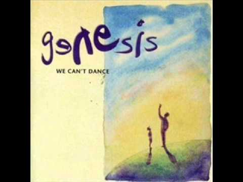 Phil Collins & Genesis-I Can't Dance