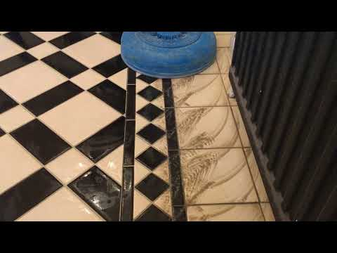 Deep Cleaning Victorian Tiles | Clean Tile and Grout