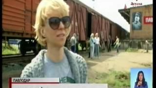 В Павлодаре начались съемки фильма о Великой Отечественной войне