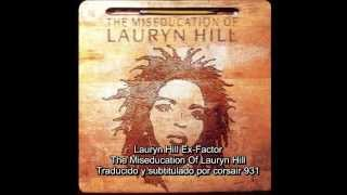 Lauryn Hill Ex-Factor -