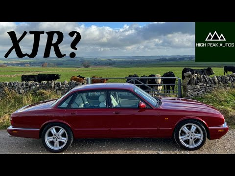 Should You Buy a JAGUAR XJR? (Test Drive & Review X308 XJR)